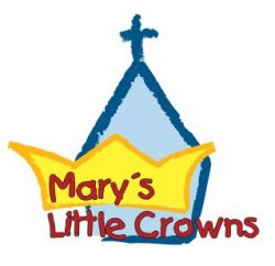 Mary's Little Crowns Logo